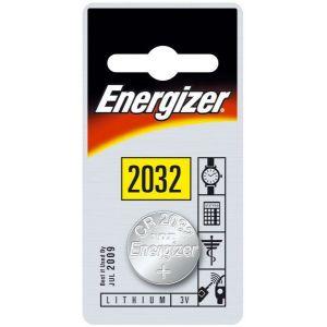 Energizer BLISTER 1 PILE LITHIUM CR2032 - Piles spéciales