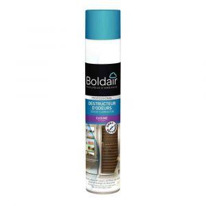 Boldair Bombe désodorisante - destructeur d'odeurs de cuisine - 400 ml