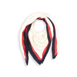 Kaporal Echarpe BONIT OFF WHITE blanc - Taille 36,Unique
