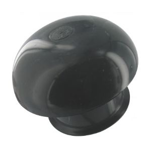 GIRPI 189506 - Chapeau de ventilation (100mm, Ardoise)