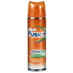 Gillette Fusion Proglide Gel à raser Hydratation