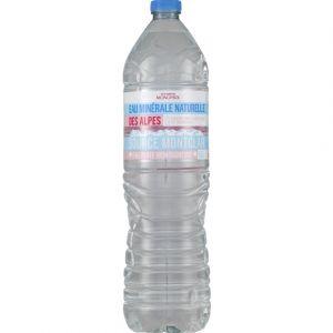 Montclar Eau minérale 1,5 L