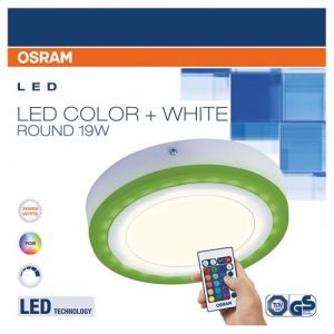 Osram LED Color White RGB 19W (448186)