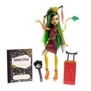 Mattel Monster High Jinafire Long City of frights