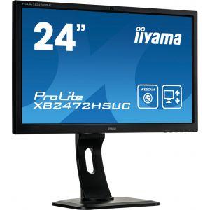 "iiyama ProLite XB2472HSUC-B1 - Écran LED 23.6"""