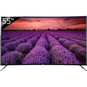 Continental Edison 55KCURBB2 - TV LED UHD 4K Curved 139.7cm (55'')