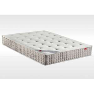 Epeda Matelas ORCHIDEE 90x200 Ressorts ensaches