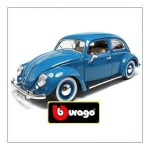 Bburago 12029 - Volkswagen Kafer Beetle (1955) - Echelle 1:18
