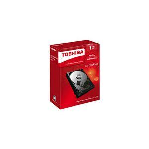 """Toshiba HDWD110EZSTA - Disque dur P300 1 To 3.5"""" SATA lll 7200rpm"""