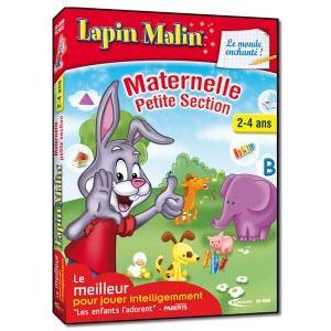 Lapin malin Maternelle 1 : Le monde enchanté - 2010/2011 [Windows]