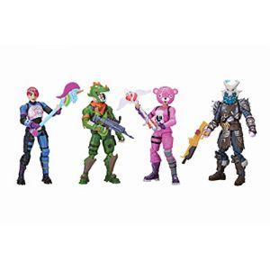 Coffret 4 Figurines Mode Section S1 - Fortnite