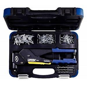Rapid Pince à riveter RP60 - Kit Coffret