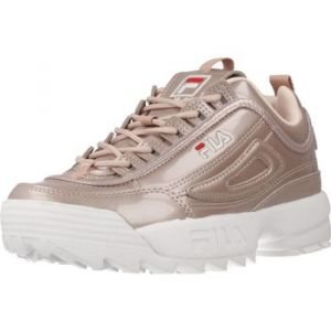 FILA Chaussures DISRUPTOR LOW ROSE rose - Taille 41