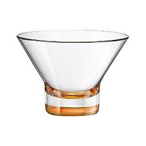 Bormioli Rocco 6 coupes à glace Ypsilon en verre