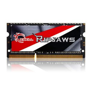 G.Skill F3-1600C9S-4GRSL - Barrette mémoire Ripjaws 4 Go DDR3 1600 MHz CL9 SO-DIMM 240 broches