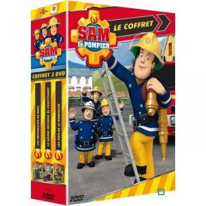 Sam le pompier le coffret