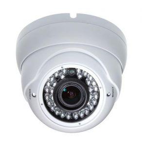 Velleman CAMCOLD26 - Caméra analogique extérieur dôme
