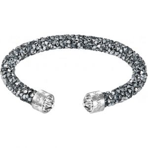 Swarovski Bracelet Cristaux Gris