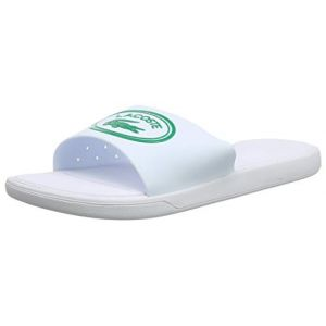Lacoste Tongs Homme L.30 119 3 CMA Sliders, Blanc