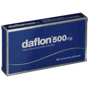 Servier Daflon 500 mg - 30 Comprimés