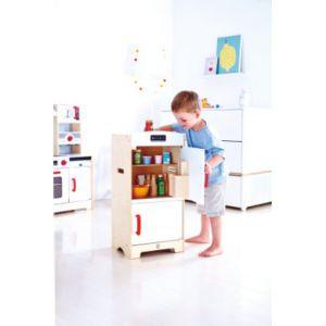 Hape Réfrigérateur pour enfant blanc