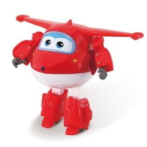 Auldey Super Wings : avion transformable : Jett