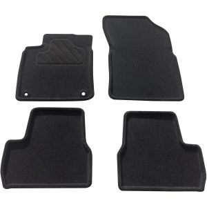 Custo Auto MAGIC Tapis sur-mesure baquet Clio 4 depuis 2012