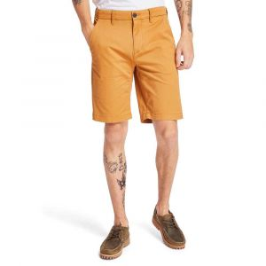 Timberland Short Squam Lake Stretch Twill Straight Chino Short Beige - Taille US 28,US 29,US 30,US 31,US 32,US 33,US 34,US 36