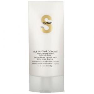 Image de Tigi S-Factor True Lasting Colour - Après-shampooing