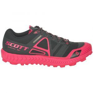 Scott Chaussure trail running Supertrac Rc - Black / Pink - Taille EU 38 1/2