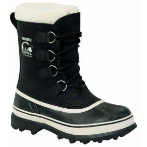 Sorel Chaussures après-ski Caribou - Black / Stone - Taille EU 37 1/2
