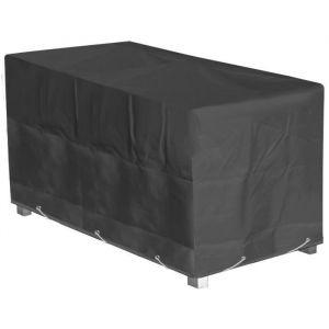 Green Club Housse de protection pour table de jardin 160x100x65cm - Anthracite