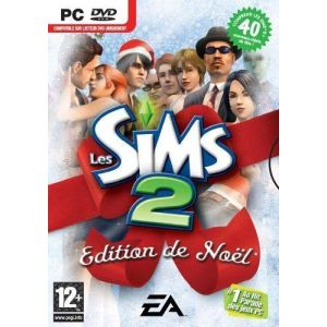 Les Sims 2 Edition de Noël : Le jeu + l'extension Kit Joyeux Noël [PC]