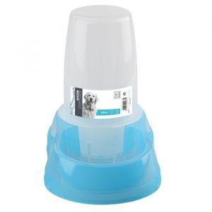 M pets Distributeur d'eau WATER DISPENSER - Pour chien - 2500ml - Bleu