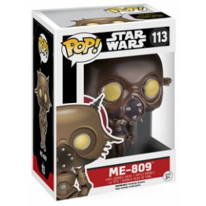 Funko Figurine Pop! Star Wars Episode 7 The Force Awakens : ME-809 Droid