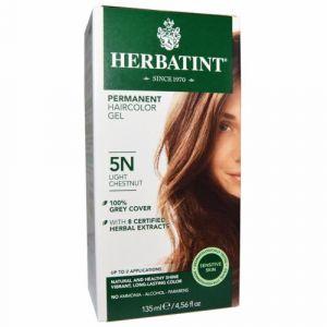 Herbatint Crème coloration châtain clair 05 N