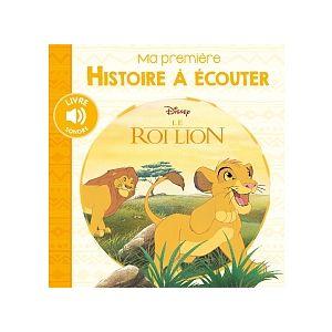 Hachette Le roi Lion - Ma Première histoire à écouter
