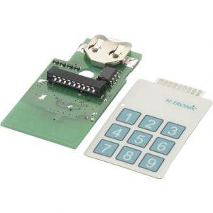 H-Tronic Télécommande 8 canaux 433 MHz kit monté alim 190965