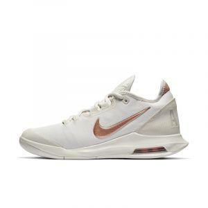 Nike Chaussure de tennis Court Air Max Wildcard pour Femme - Crème - Taille 35.5 - Female
