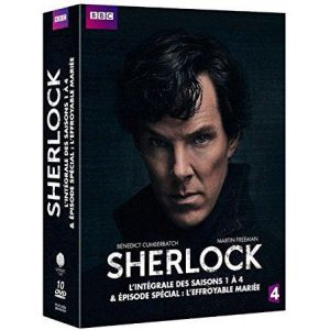 Sherlock - Intégrale Saisons 1 à 4