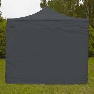 MobEventPro Mur plein tente pliante PRO 40MM 3m gris