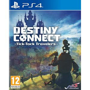 DESTINY CONNECT: TICK-TOCK TRAVELERS [PS4]