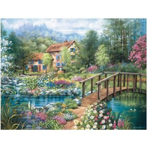 Ravensburger Shades of Summer - Puzzle 2000 pièces