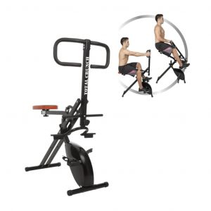 VidaXL Total Crunch Appareil de musculation Evolution TOC003