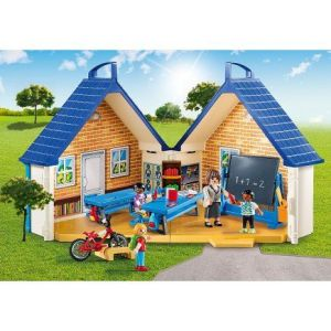 Playmobil 5662 City Life - Ecole transportable