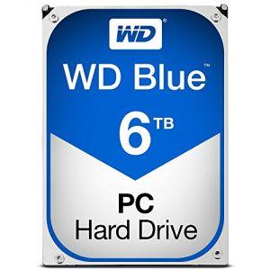 """Western Digital WD40EZRZ - Disque dur WD Blue 4 To 3.5"""" SATA lll"""