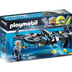 Playmobil 9253 City Action - Mega Drone Garçon