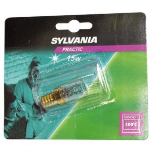 Sylvania Ampoule incandescente spéciale four E14 - 15 W - Incandescente standard, flamme