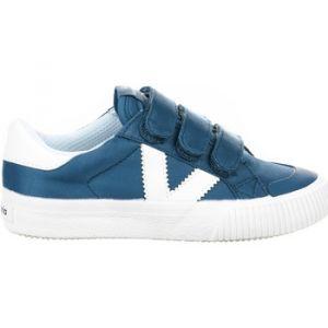 Victoria Chaussures Baskets garçon - Bleu marine - 24 bleu - Taille 31