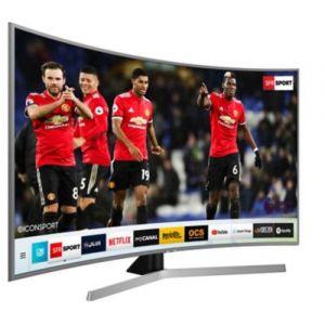 Samsung 55NU7655 - TV LED 4K UHD 140 cm HDR Incurvé